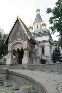 """Църквата """"Св. Николай Чудотворец"""""""