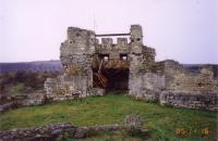Крепостта в Червен